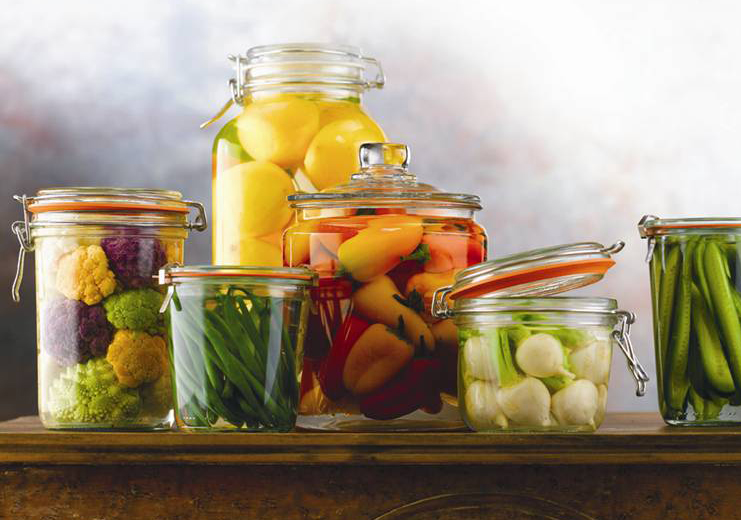 Make Your Own Probiotic-Rich Fermented Foods at Home
