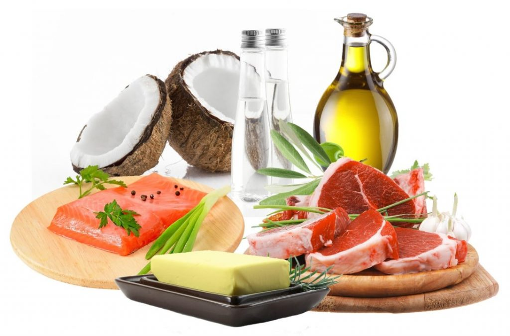 """Ketogenic"" Diet to Lose Weight and Fight Disease"
